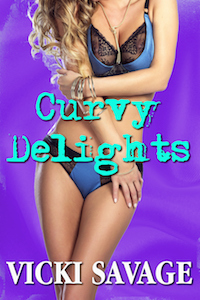 Curvy Delights (Bred by the Billionaire, Bk#2) by Vicki Savage