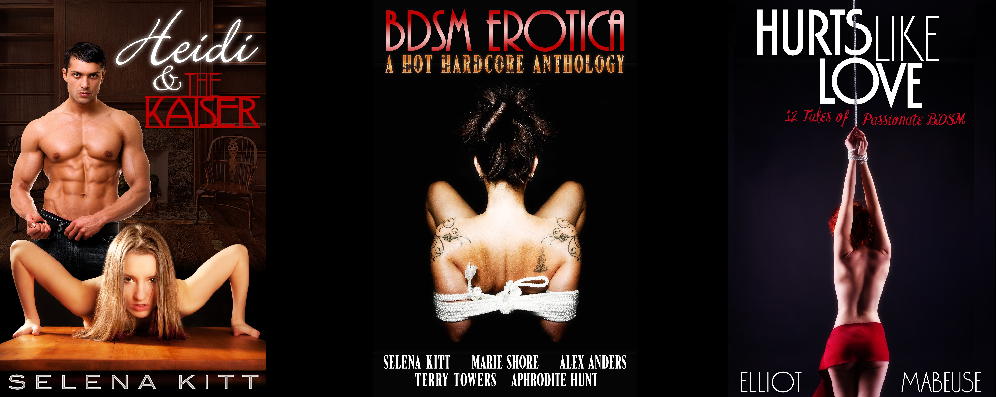 BDSM EROTICA - Hotter Than Fifty Shades